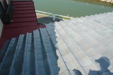 瓦屋根をリフォーム